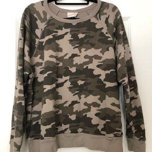 CAMO sweatshirt!